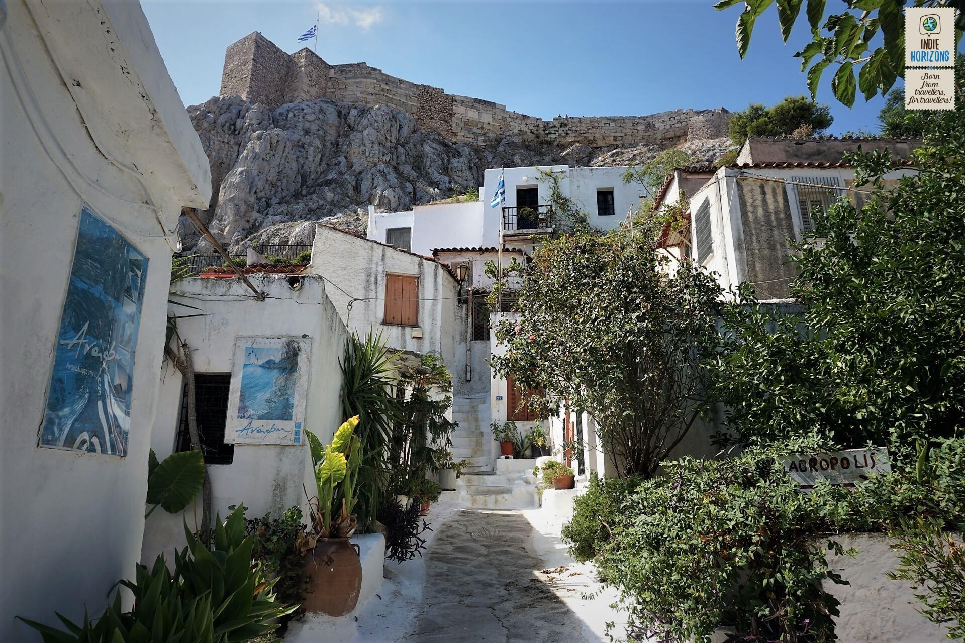Athens, Anafiotika