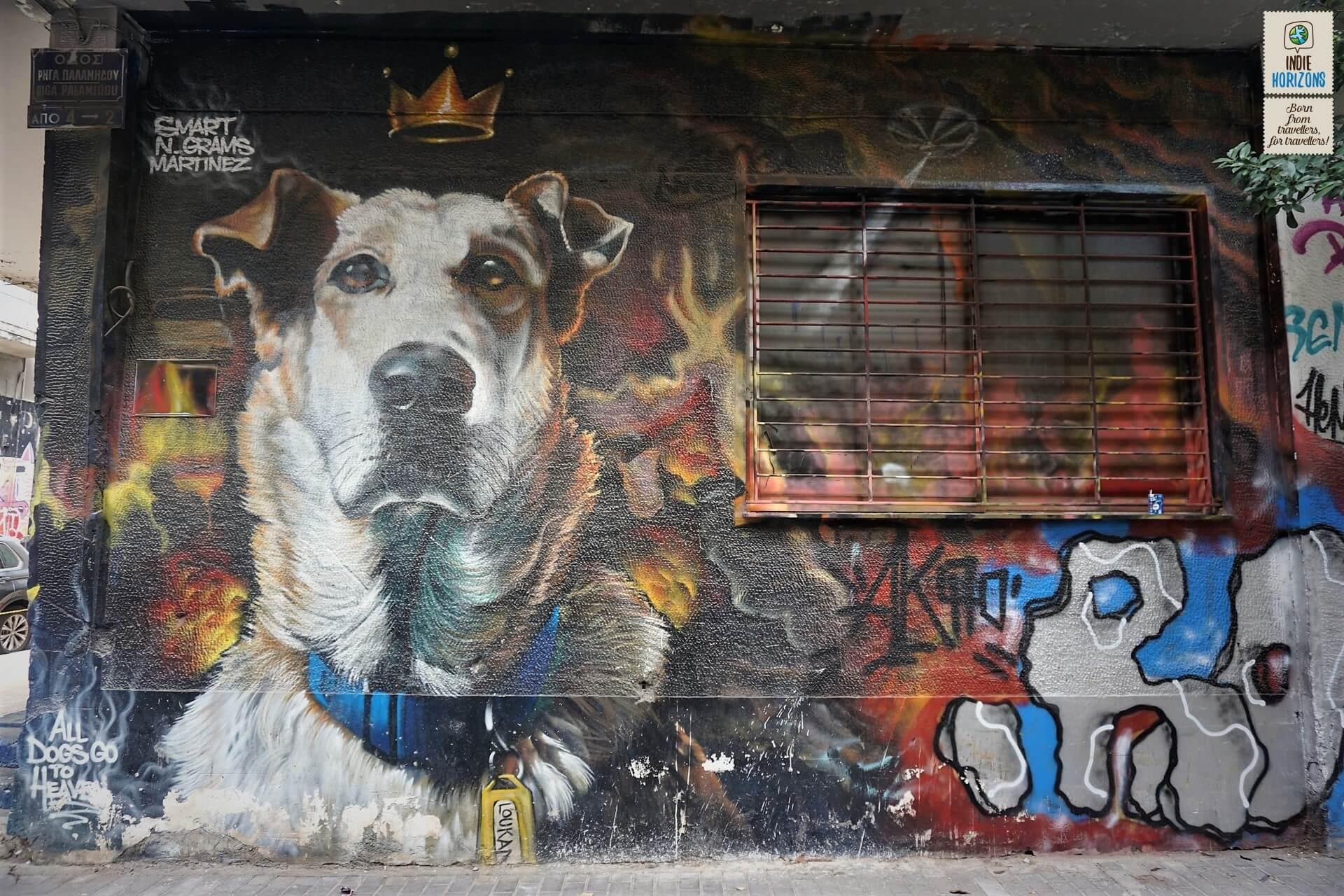Athens, Psirri