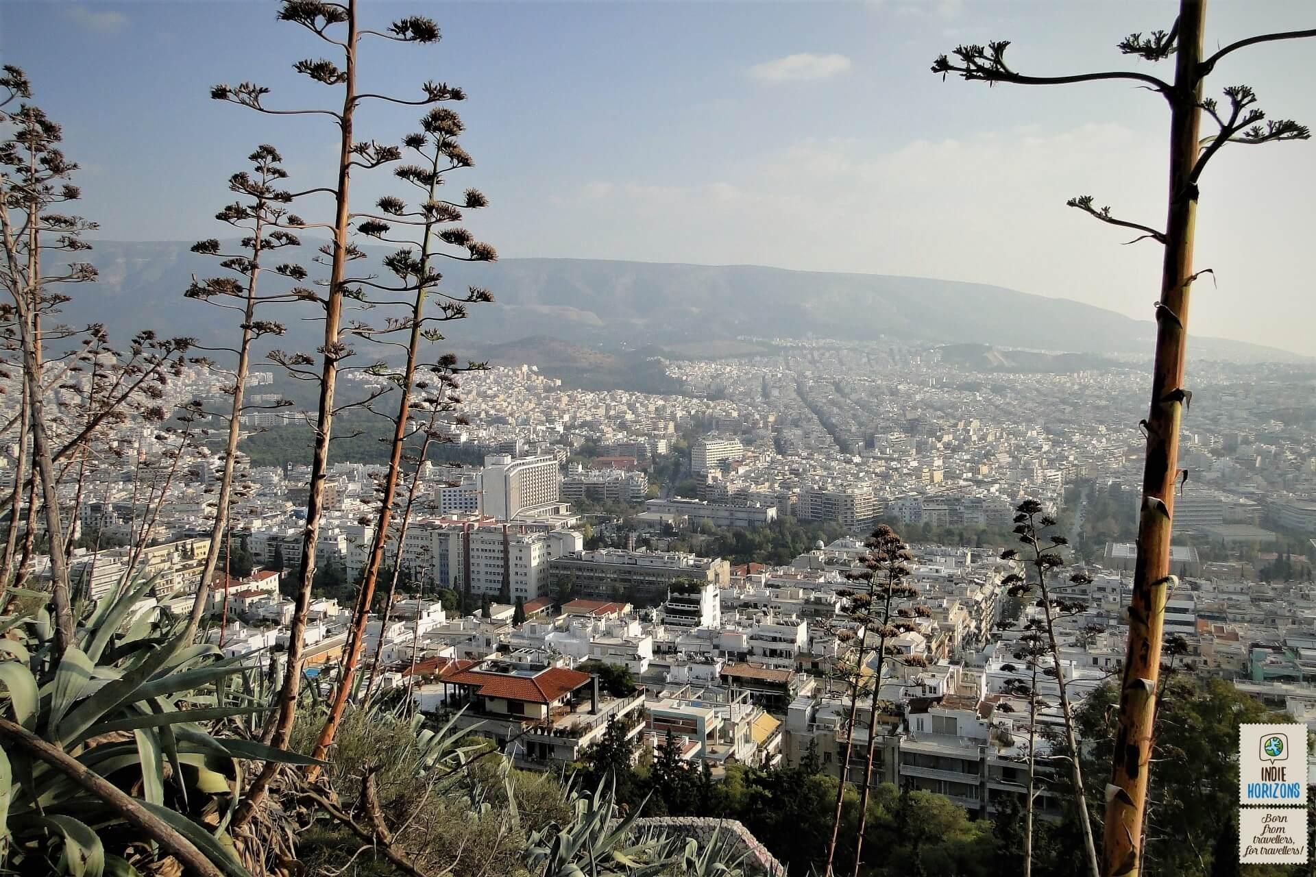 Athens, Lycabettus