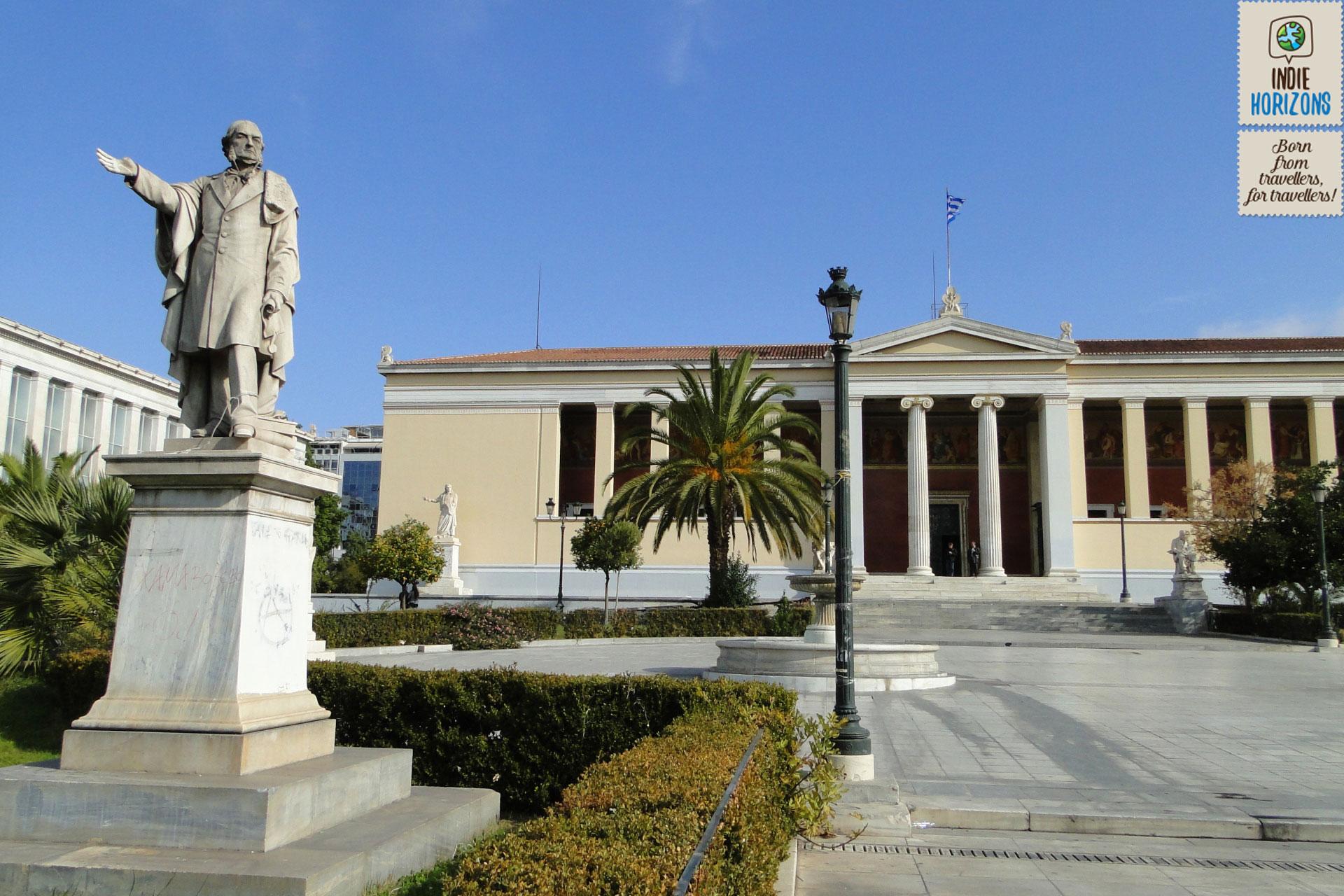 Athens, Propylaia