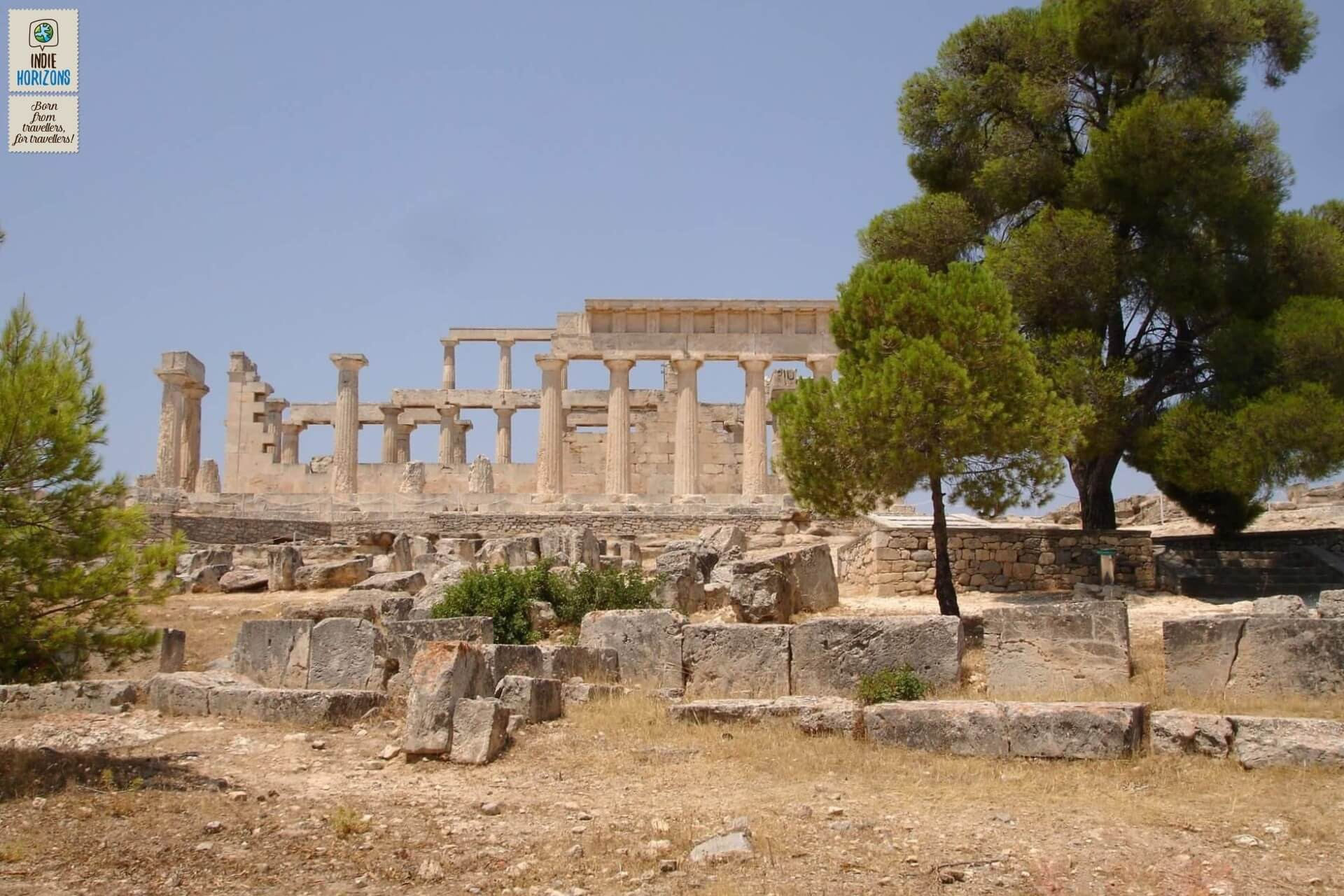 Visit the Temple of Aphaia, one of the most important sanctuaries of Attica.